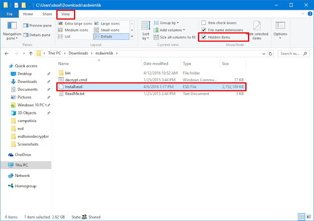 how to open iso file in your pc