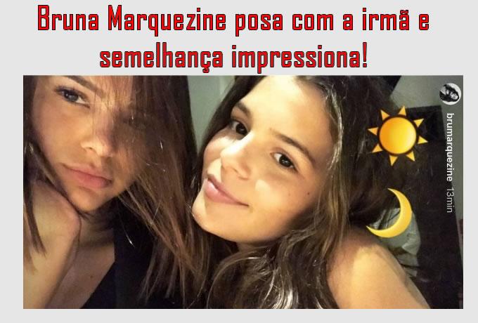 Anitta e Bruna Marquezine travam