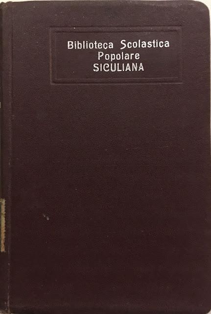 Biblioteca Scolastica Popolare Siculiana: Antonietta Klitsche De La Grange - Il Marchese di Monferrato. Anno 1908. Adriano Salani - Editore, Firenze