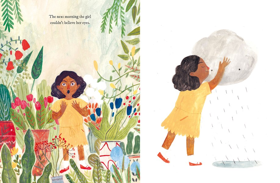Image result for Ivy and the Raincloud