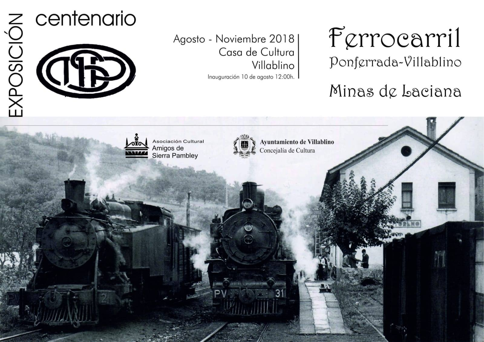 El Ferrocarril de Ponferrada a Villablino: El Ponferrada