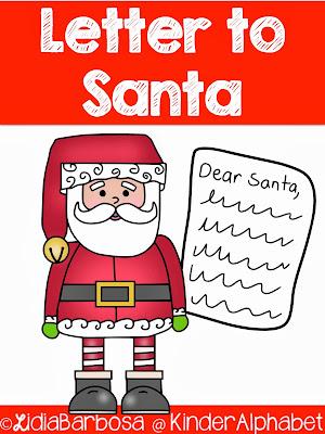 Freebielicious FREE Letter to Santa Templates