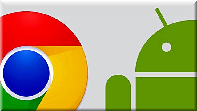 Android cihazınızdaki Chrome uygulaması