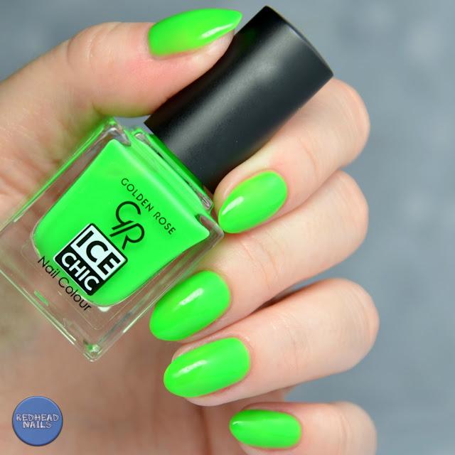 green neon