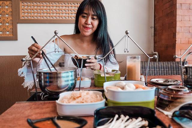 Raa Cha Suki Bbq Di Level 21 Bali Kadekarini Indonesian
