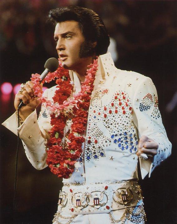 Rock Lee Wallpaper 3d Elvis Presley Aloha From Hawaii Via Satellite 1973