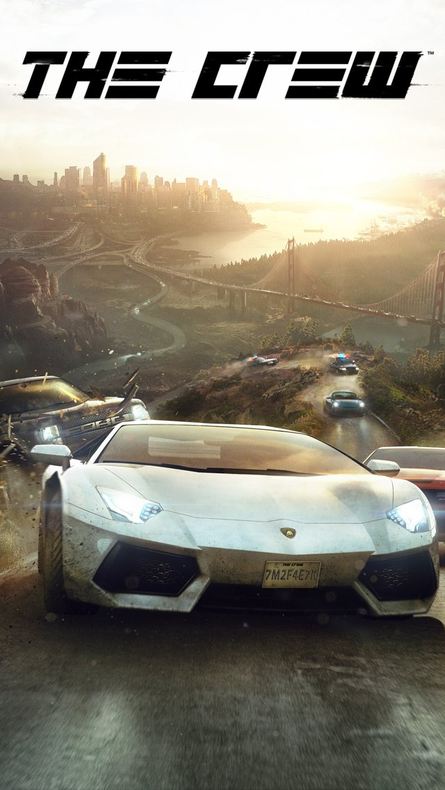 The Crew [12] wallpaper - Game wallpapers - #33307