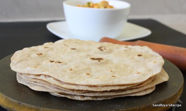 how to make good chapati