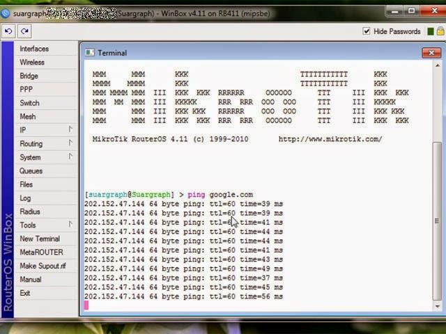 Mikrotik Firewall Script 2018