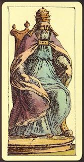 LE PAPE (Arcane 5) ÉCOLE