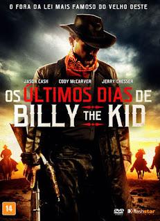 Os Últimos Dias de Billy the Kid - DVDRip Dual Áudio