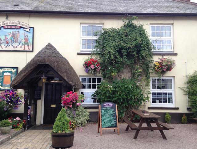 Spreyton village pub