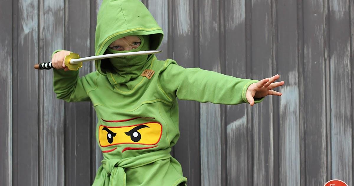 Frau Muscheids Nähstunde: Gefährlicher Ninja-Krieger oder ...