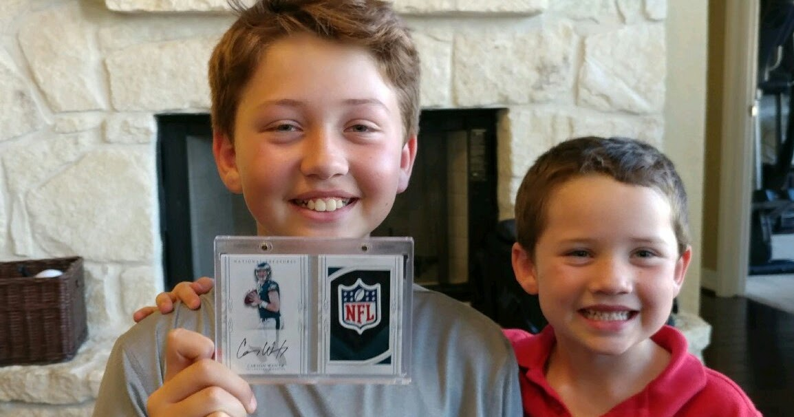 Sports Cards Plus Store Blog: John & Sons PULL 2016 ...