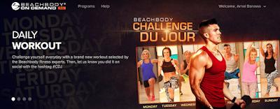 What is Challenge Du Jour? - Challenge Du Jour Beachbody on Demand - Free Beachbody Workouts on Demand