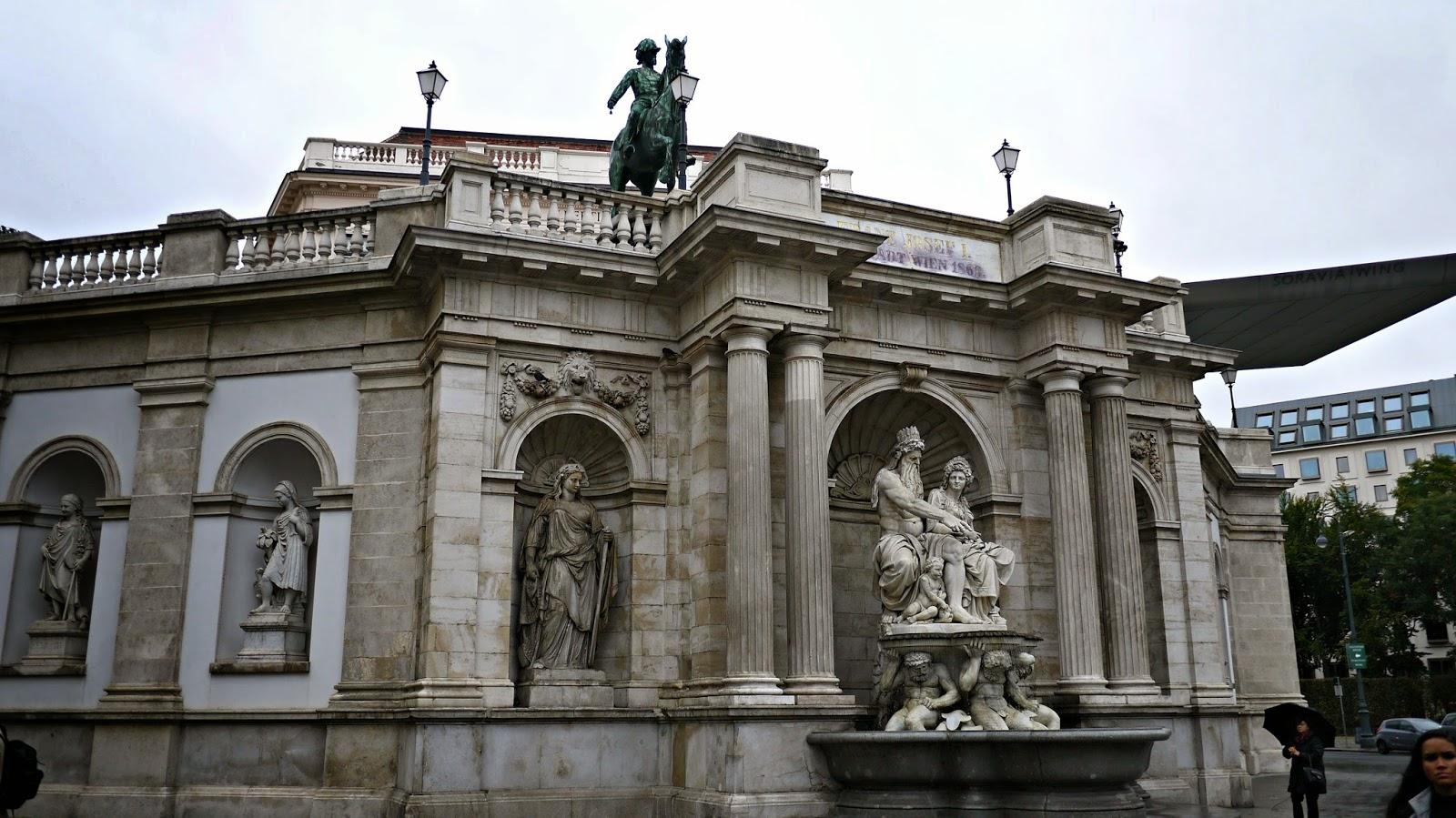 Vienna albertina museum