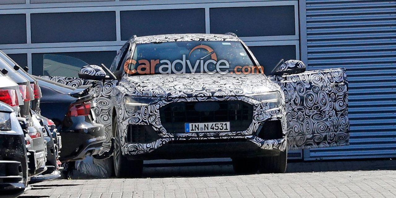 2019 Audi Q8 đời mới nhất ra mắt