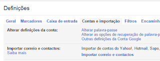 Outlook para Gmail