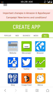 Android mobile app kaise banaye 2