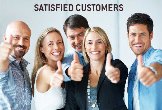 Satisfied Customers of Of SHAN-Electronics