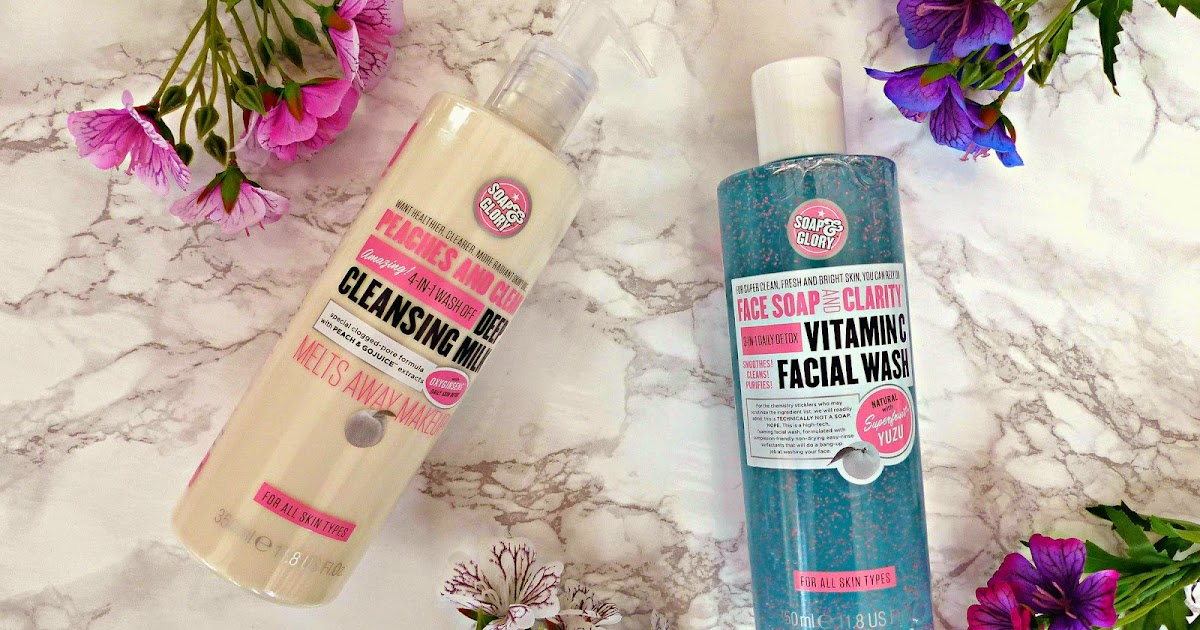 Face Soap & Clarity Facial Wash by Soap & Glory #8