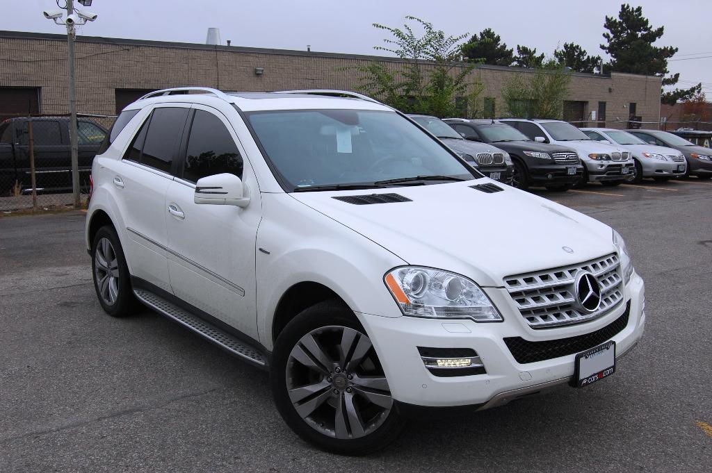 Car Dealers Toronto >> Car buying expert: 2011 Mercedes-Benz ML350 Bluetec