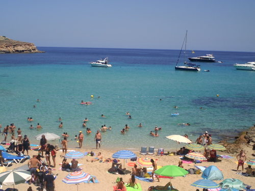 WHERE TO STAY IN IBIZA BEST AREA? SPAIN ISLANDS