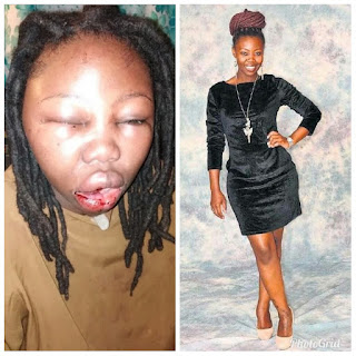 Actress beaten to death by her boyfriend for kissing in a play (Photos)