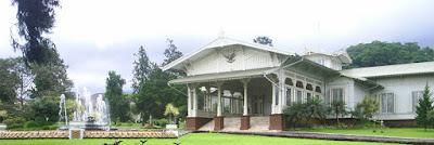 Istana Presiden Cipanas - Cianjur