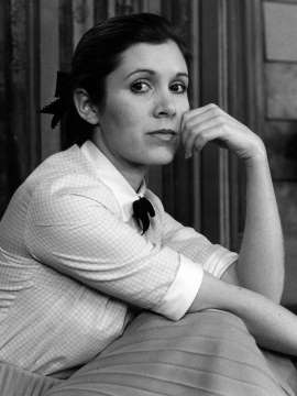 Iconic 'Star Wars' Actress Carrie Fisher Dies at 60: 'She Was Loved by the World and She Will Be Missed Profoundly'