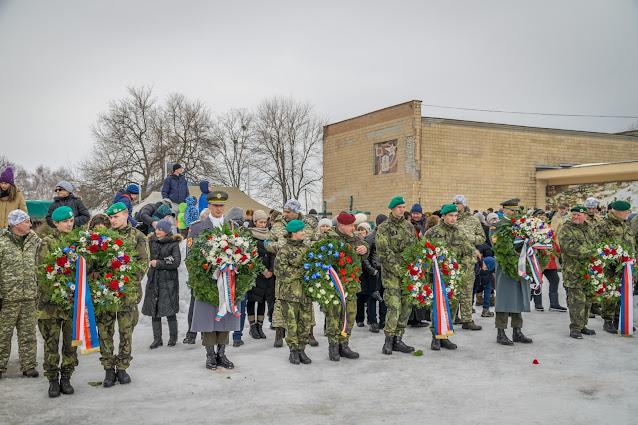 Реконструкция боя при Соколово 9.03.2018 - 02