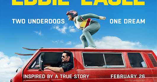 Olympics Movie Marathon: Eddie the Eagle