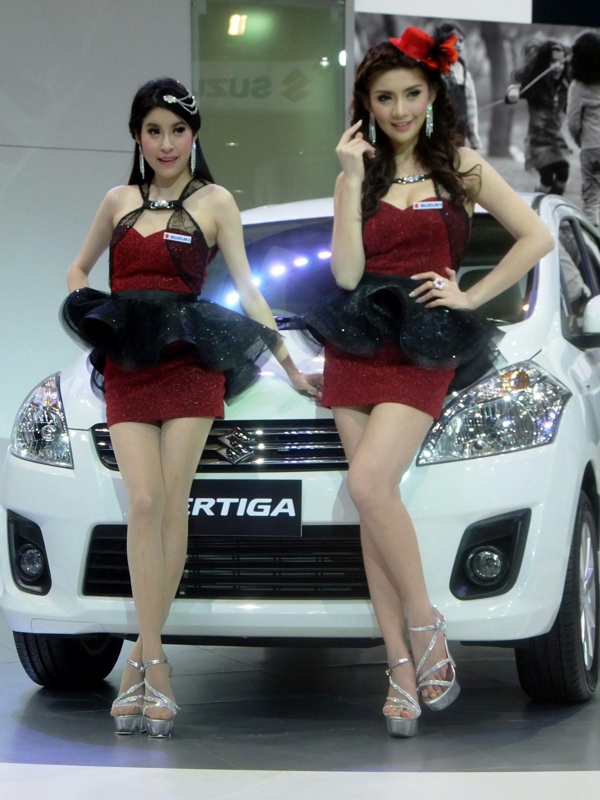 Bangkok International Motor Show Models