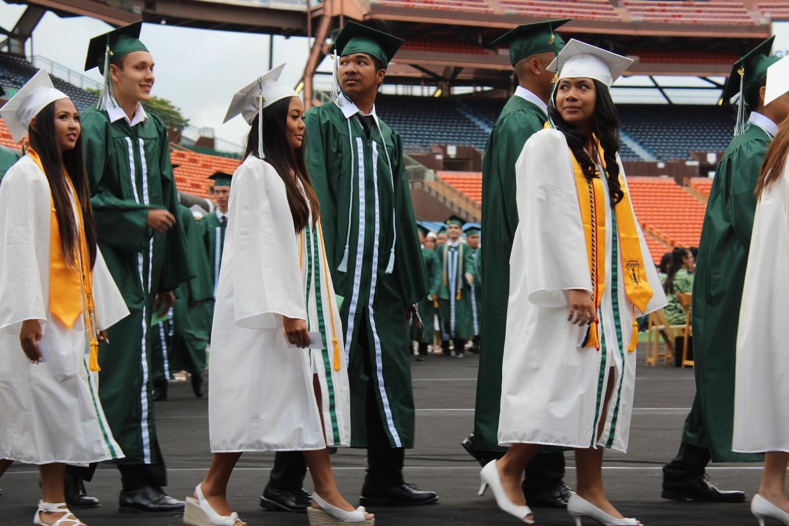 2018 Graduation Aloha Stadium