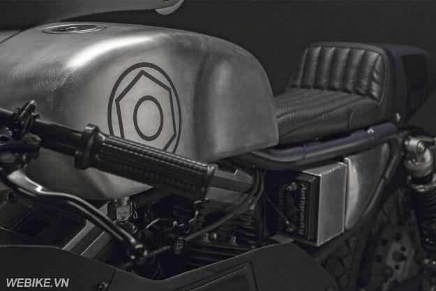 Harley Davidson Sportster 883 độ Cafe Racer