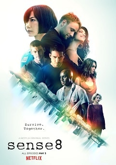 Sense8 - 2ª Temporada Séries Torrent Download capa