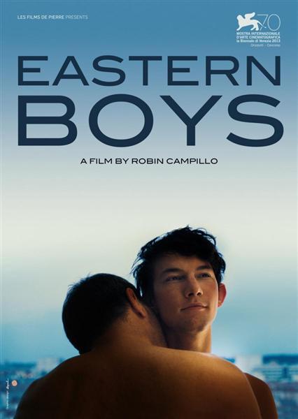Eastern Boys - Chicos del Este - Pelicula - Francia - 2013