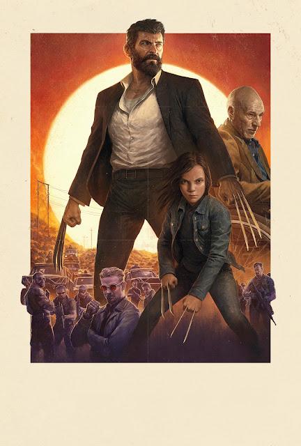 Logan Poster Sem Texto