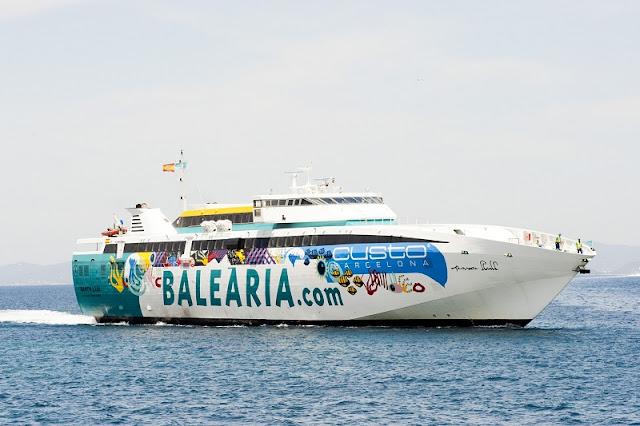 Empresas marítimas que fazem a travessia