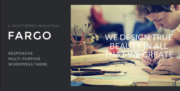 Free Responsive Creative WordPress Theme