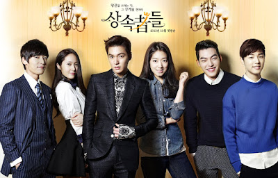 itasparkyu: DOWNLOAD KOREAN DRAMA THE HEIRS (The