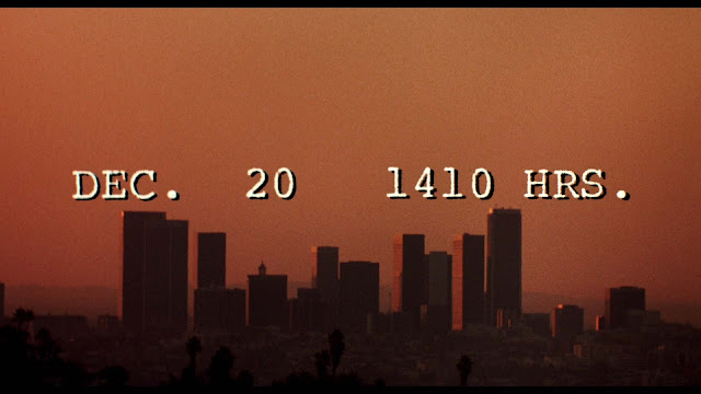 Time and Date in To Live and Die in L.A. (1985), part 1. Quelle: Screenshot Arrow Blu-ray