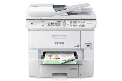 Download Epson WorkForce Pro WF-6590 Drivers