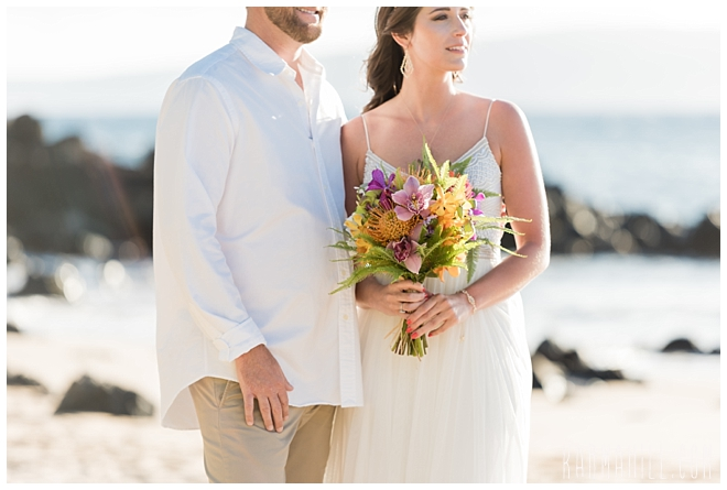Maui Elopement Photographer