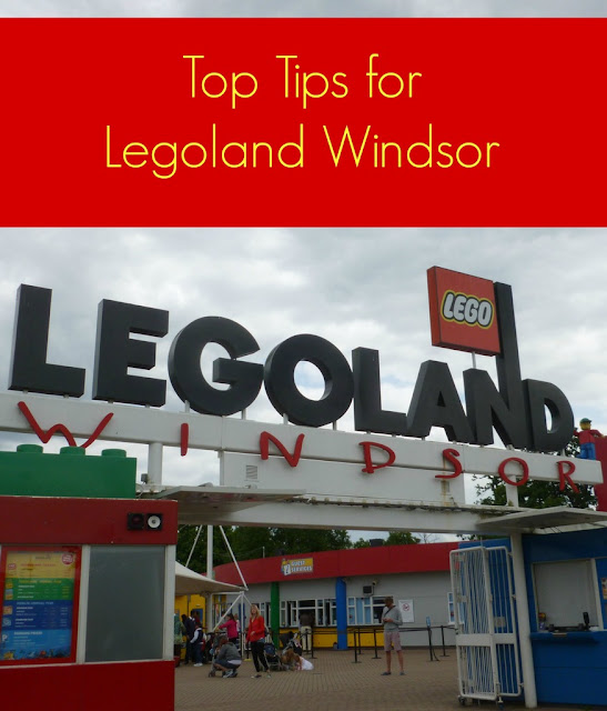 Having worked at Legoland when I was a student and then visiting numerous times with our annual passes, here are my top 5 tips to help you make the most of a day out at Legoland Windsor.