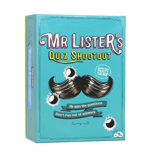 Mr. Lister's Quiz Shootout