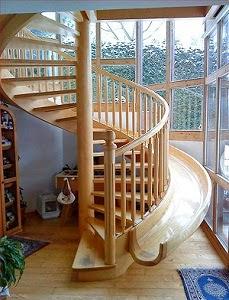 Diseño escalera original