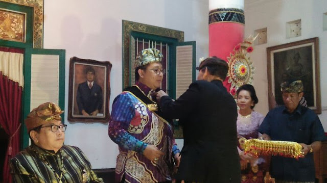 Fadli Zon Nyungsep, Gelar Sri Paduka Raja dari Puri Singaraja Dicabut Lantaran....