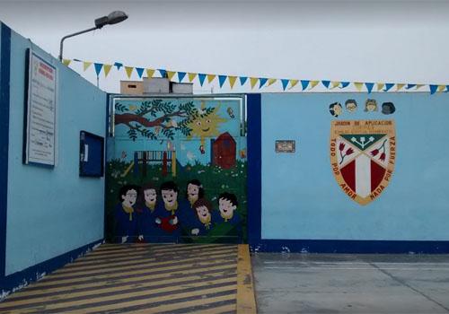 INICIAL JARDÍN DE APLICACIÓN DEL ISPPEI E.B.B. - San Miguel