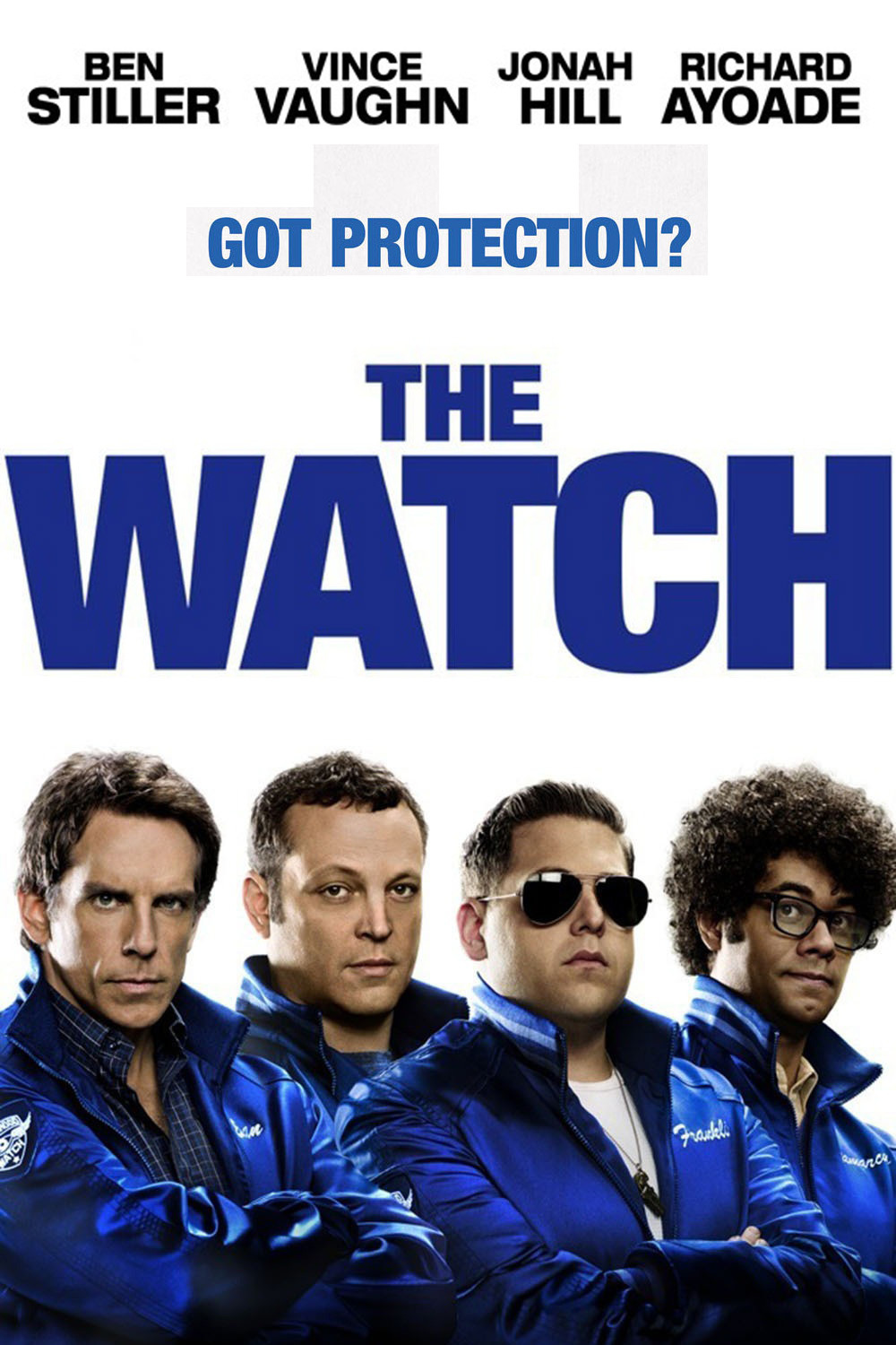 The Watch 2012 - Full (HD)